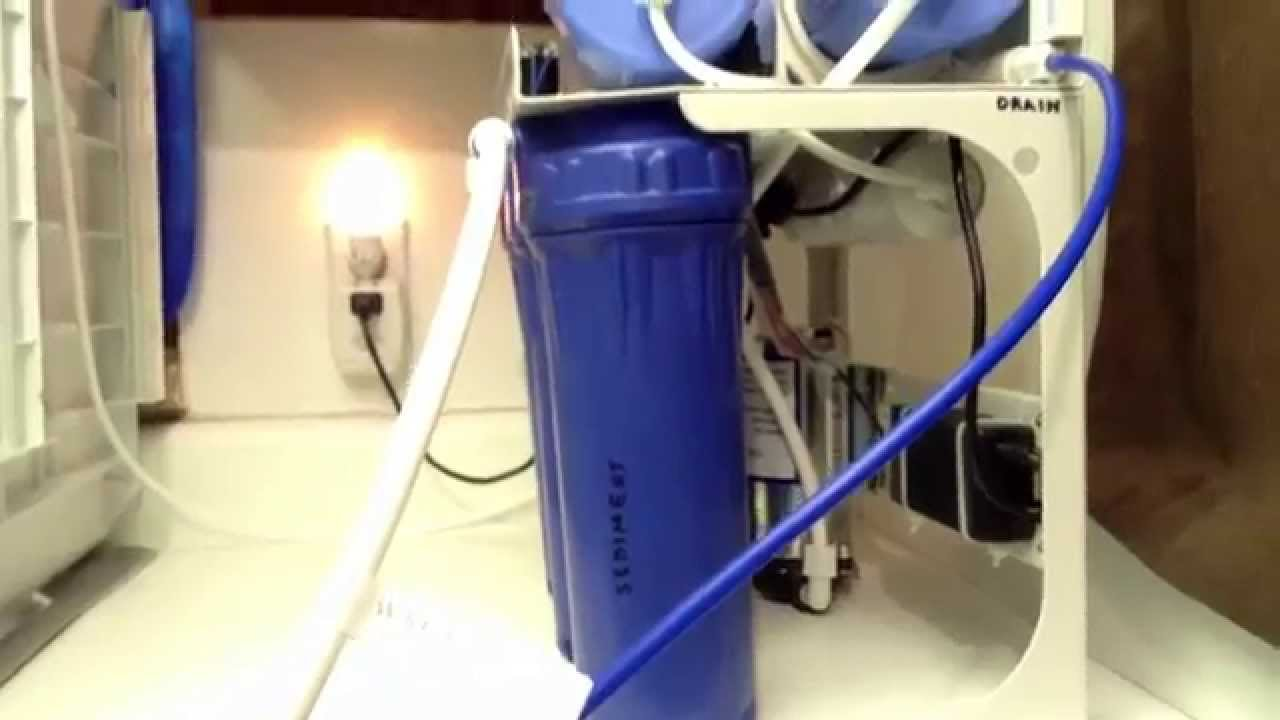 Ispring 400 Gpd Tankless Commercial Reverse Osmosis Water