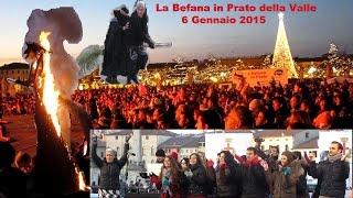 Padova Festa Befana Prato della Valle 2015