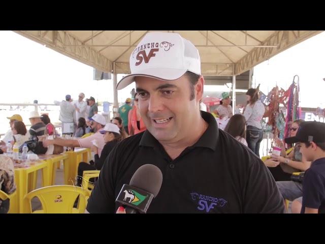 A preparação dos cavalos atletas e uma entrevista com a campeã mundial de 3 Tambores Bruna Tedesco