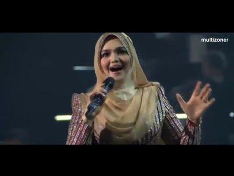 Siti Nurhaliza Seindah Biasa & Kau Sangat Beerti (Medley 20 Tahun) Siti and Friends)