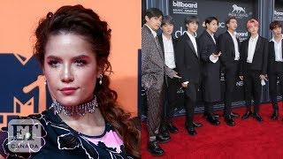 Reaction To Halsey, BTS Grammy Snubs