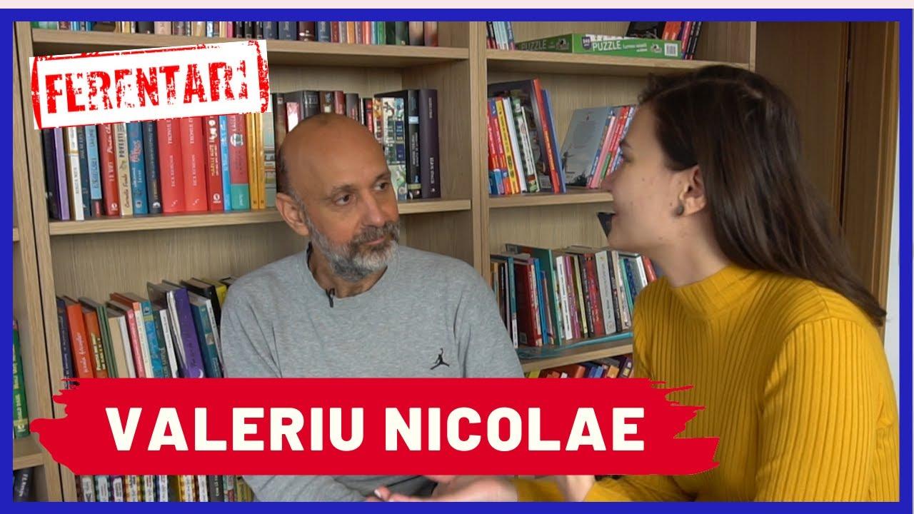 Valeriu Nicolae - Omul care salvează COPIII DIN FERENTARI