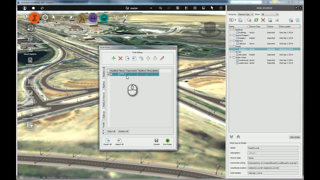 Infraworks Civil 3d Plus