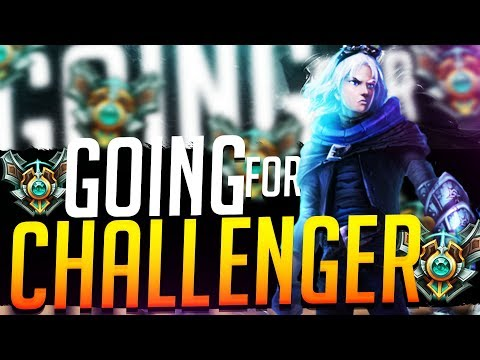 Gosu - Going for Challenger!