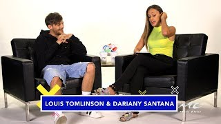 Louis Tomlinson Answers YOUR Fan Questions: Part 1