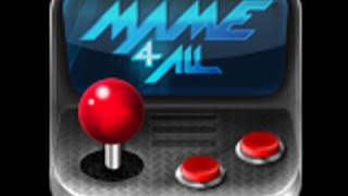 How to download Mame4droid 0.37b5 and Roms for Android no PC.