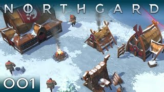 NORTHGARD [001] [Hey Wiki hey! Die Wikinger sind los!] [Deutsch German] thumbnail