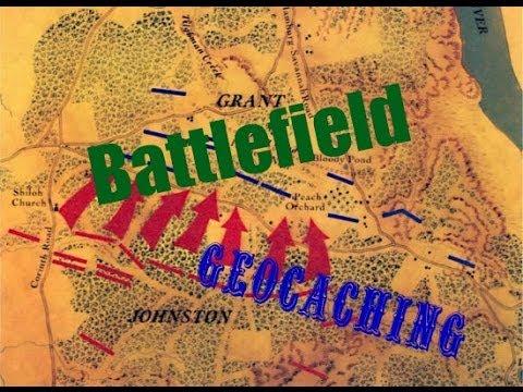 Battlefield Geocaching