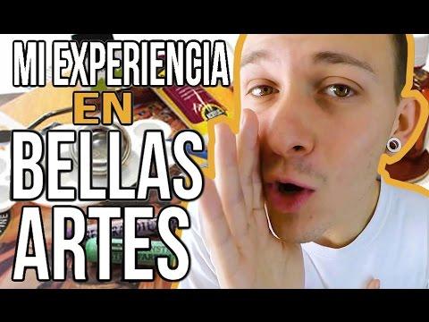 MI EXPERIENCIA EN BELLAS ARTES | Jako Del Bueno