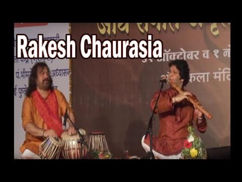 Rakesh Chaurasia Flute - Vachaspati Gat