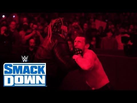 The Fiend Bray Wyatt pays Daniel Bryan a brutal visit: SmackDown, Jan. 3, 2020