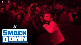 """The Fiend"" Bray Wyatt pays Daniel Bryan a brutal visit: SmackDown, Jan. 3, 2020"