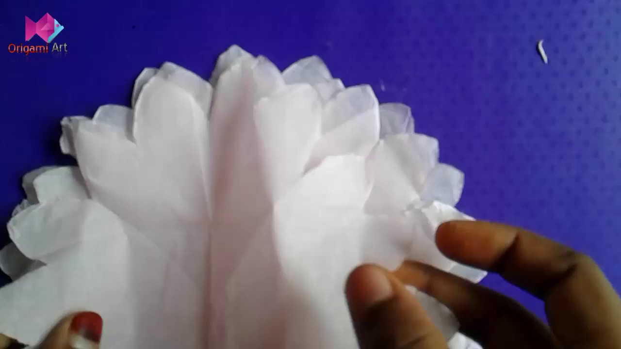 make tissue paper flowers These 14 are the best tutorials on the internet to teach you how to make tissue paper flowers its simple, easy and inexpensive diy craft.