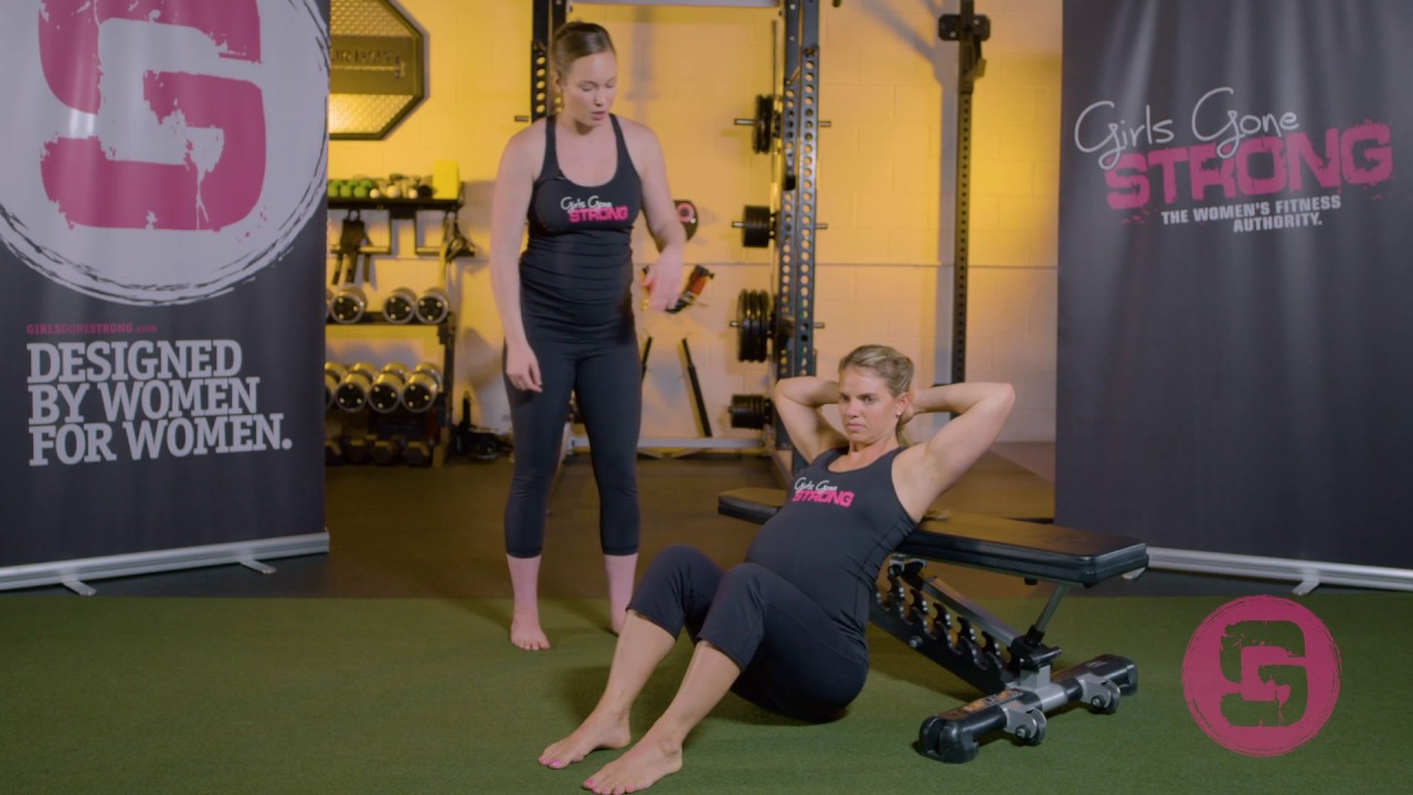 Safe And Effective Conditioning Workouts in Pregnancy