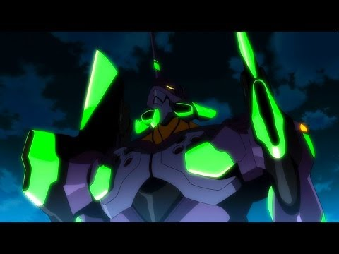 """making-of-evangelion---""""ghost-in-the-shell""""-/-""""evangelion""""-mash-up"""