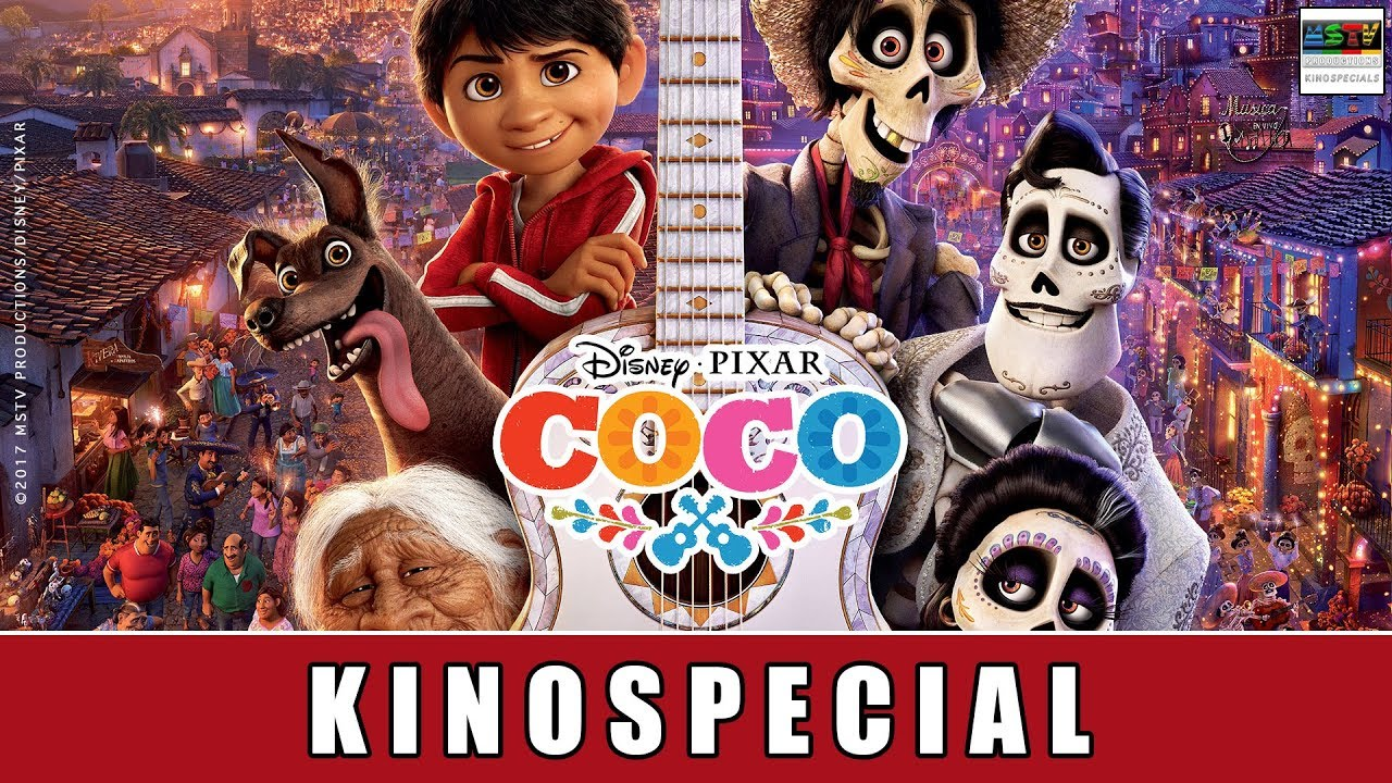 Coco - Kinospecial | Feature | Disney | Pixar | Heino Ferch