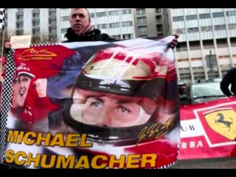 BREAKING NEWS: Michael Schumacher shows Moments of Consciousness after months in a coma