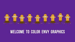 Color Envy Graphics : Custom Design Graphics in San Diego