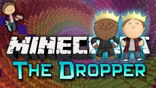 Minecraft: The Dropper 2 Part 1 w/Mitch & Jerome!