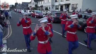 Blair Memorial F B Cloughmills C D Parade 20 04 19
