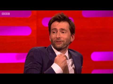 Download David Tennant clip on Graham Norton Show 16 Jan 2015 part four