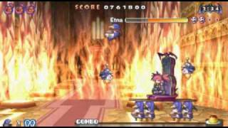 Prinny: Can I Really Be The Hero? Secret Boss Etna!