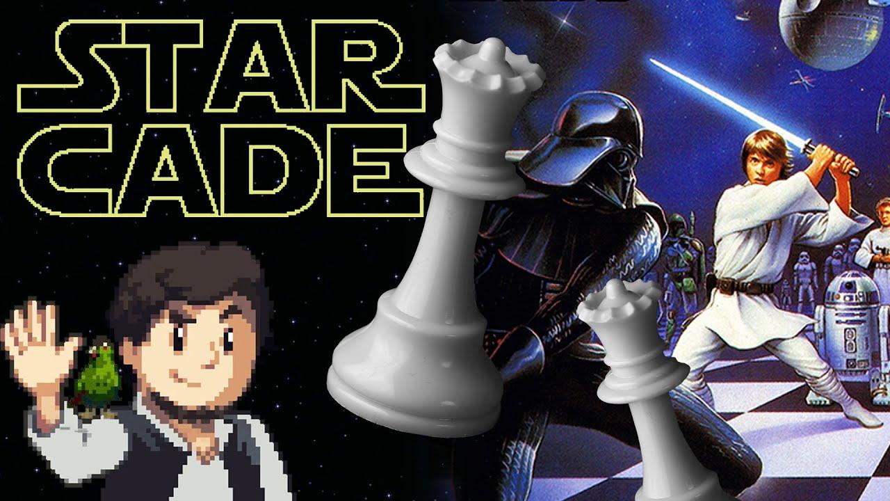 JonTron's StarCade: Episode 3 - Star Wars Chess