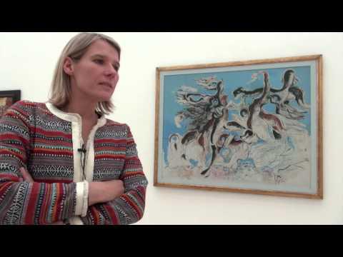 Gastkuratorin Julia Drost über Max Ernst und die S...