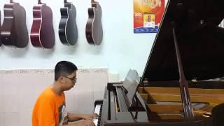 Anh Nhớ Mùa Đông Ấy (The Men) Piano Cover