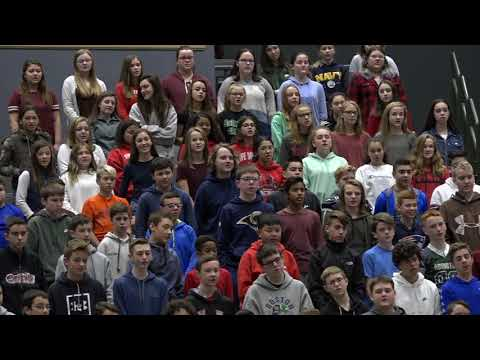 2019 Abington Middle School Veterans Day Assembly