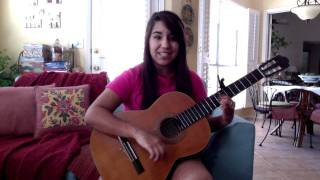 You Got Me by (Colbie Calliate)-COVER Cristina