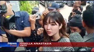 Polda Metro Jaya Panggil Gisella Anastasia Terkait Kasus Video Porno - iNews Pagi 31/10