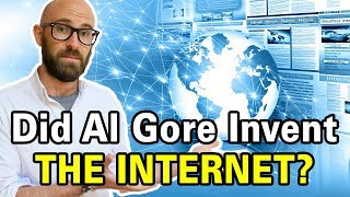 Who Invented the Internet and What Did Al Gore Actually Have to Do With It?