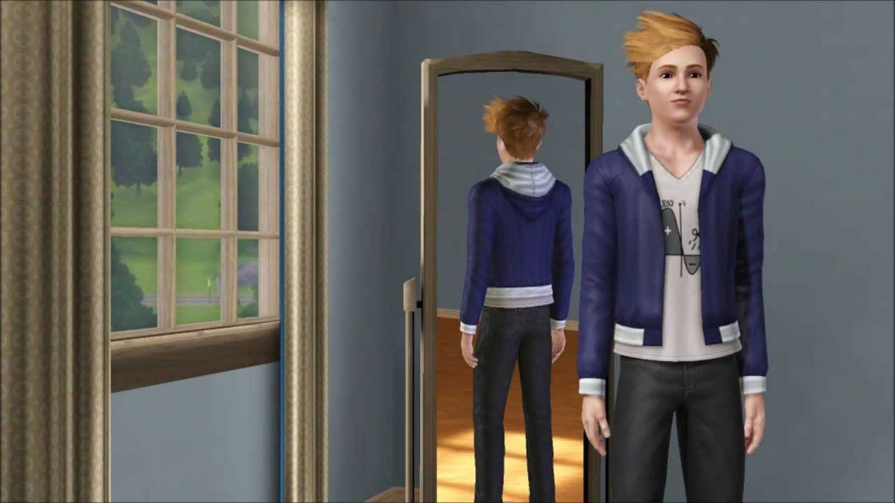 Sims 3 University Life Wildes Studentenleben Clothing