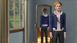 Sims 3 University Life/Wildes Studentenleben | Clothing, Hairstyles/Kleidung, Frisuren