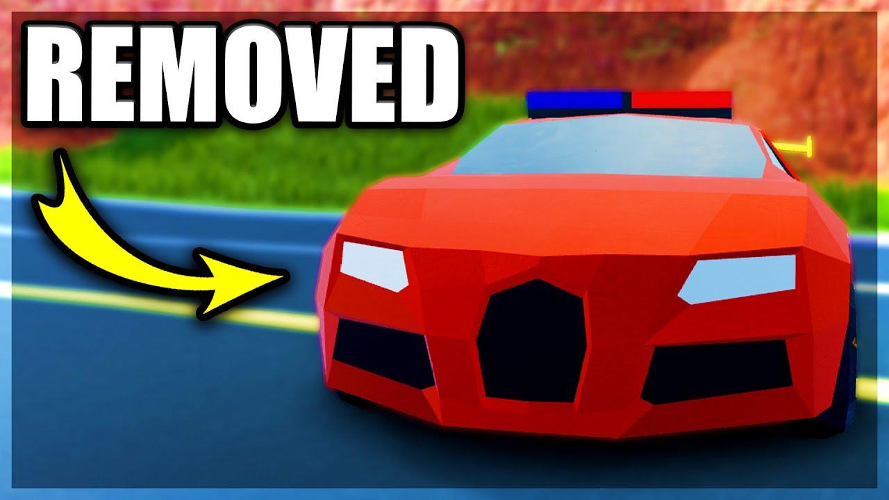 Bugatti Removed From Jailbreak New Update Youtube