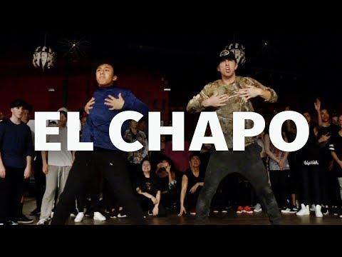 """EL CHAPO"" - Skrillex & The Game Dance   @MattSteffanina ft Kenneth San Jose"