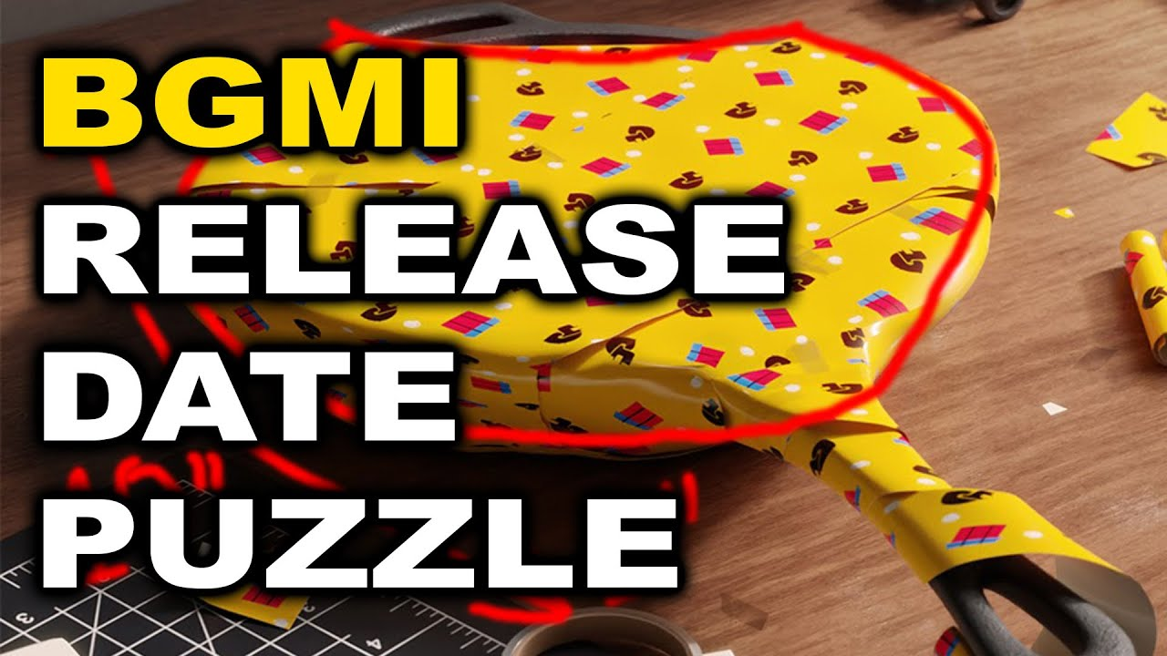 BGMI Release Date DECODED Discord Puzzle - Battlegrounds Mobile India