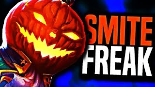 SMITE - YOU'RE ALL FREAKS