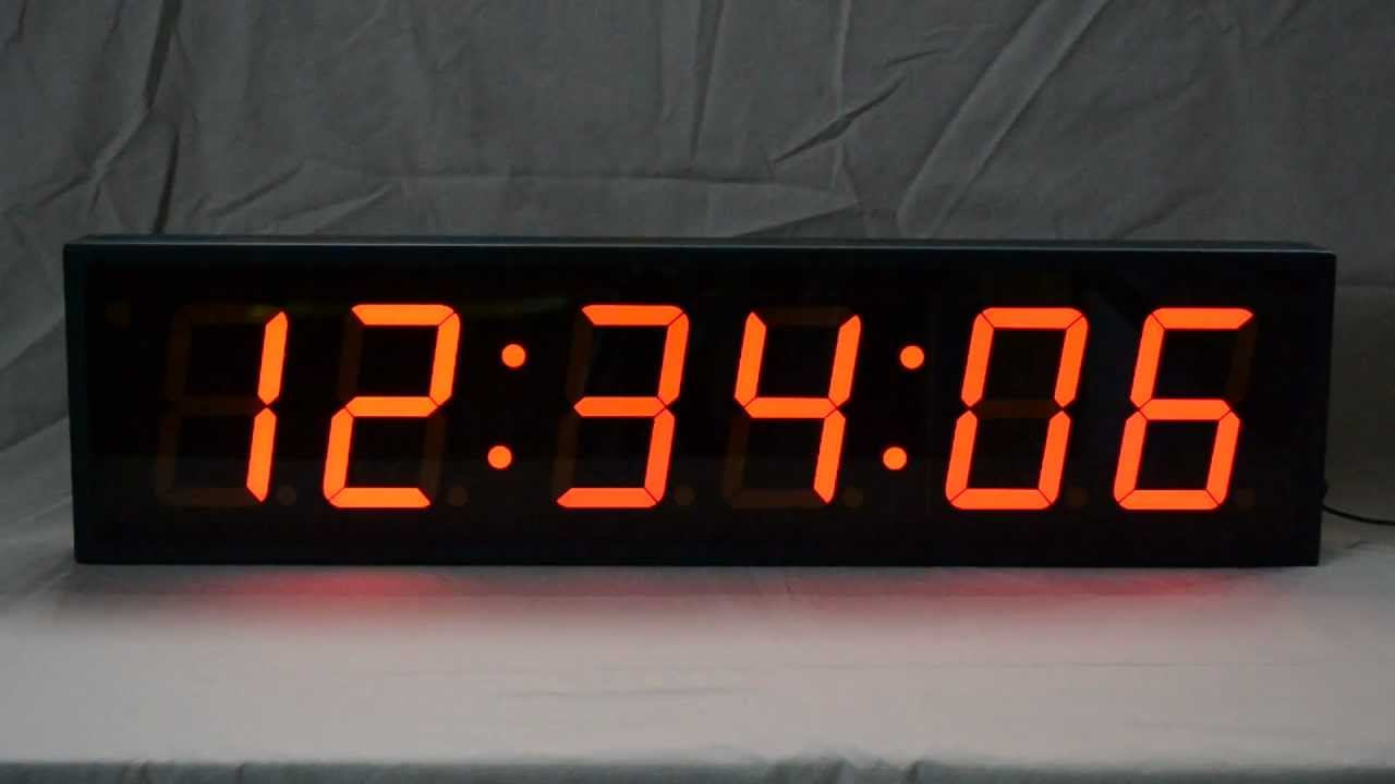 Magnum clock timer youtube magnum clock timer amipublicfo Gallery