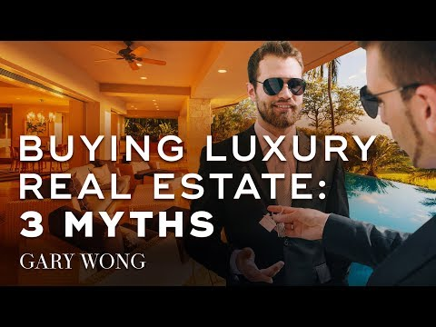The 3 Common Myths About Buying Luxury Real Estate