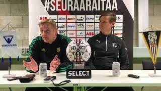 Liikennekoulu Rönn -pressi: VPS-Ilves