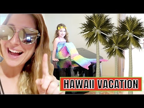 FAMILY CHRISTMAS VACATION TO HAWAII || BEACH AND OCEAN FUN || Life with Jackie 2017