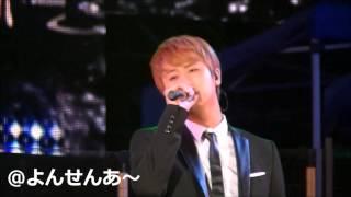 2013・9・14 蚕室総合運動場 ロッテファミリーフェスティバル ドラマOST...