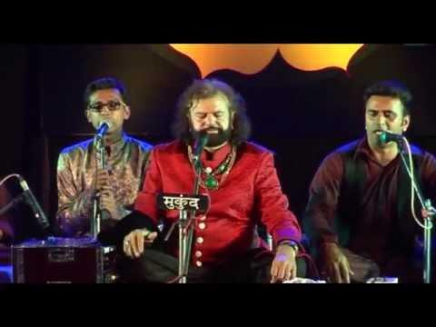 Damadam Mast Kalandar by Padma Shri Hans Raj Hans | Live Performance | Punjabi Sufiana