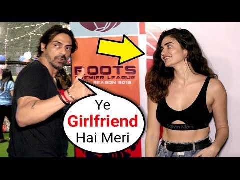 Meet Arjun Rampal's HOT New Girlfriend Gabriella Demetriades Mp3