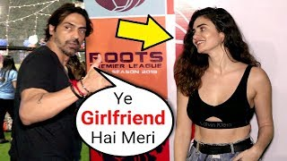 Actor Arjun Rampal Wife