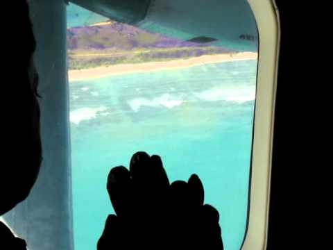 Flight into Jaffna, Sri Lanka
