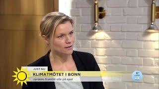 Baixar Jordens framtid står på spel - nu samlas världens ledare i Bonn - Nyhetsmorgon (TV4)