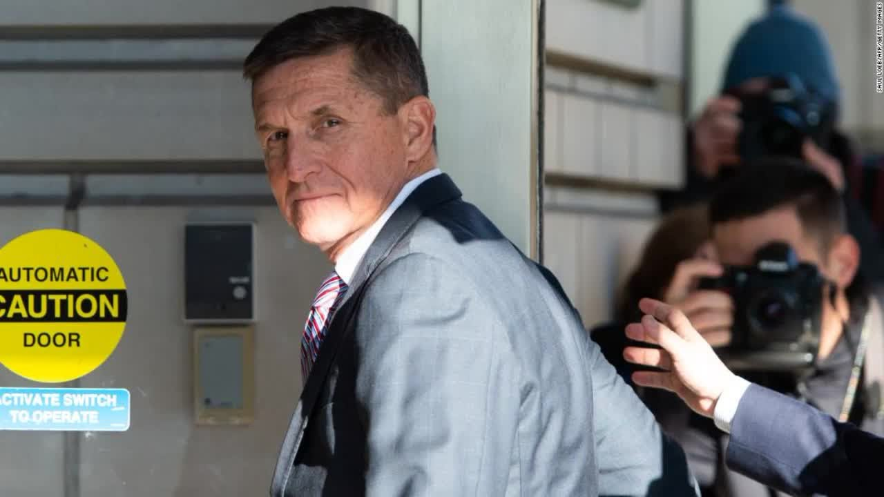 Handwritten note shows how FBI official approached key Michael ...